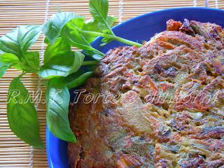 cuicna toscana: tortino di carciofi