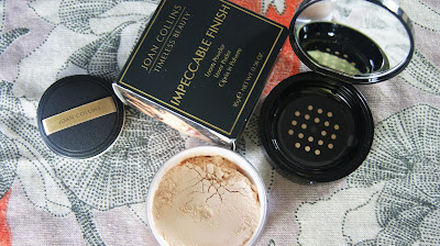 Joan Collins Timeless Beauty Impeccable Finish Powder