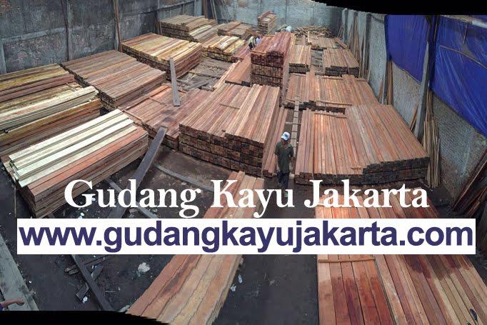 Gudang Kayu Jakarta