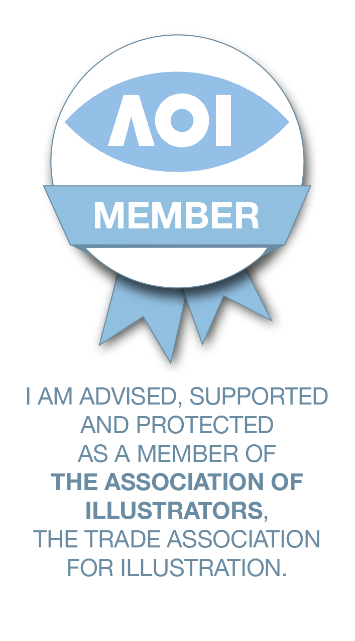 Naomi is a AOI Member