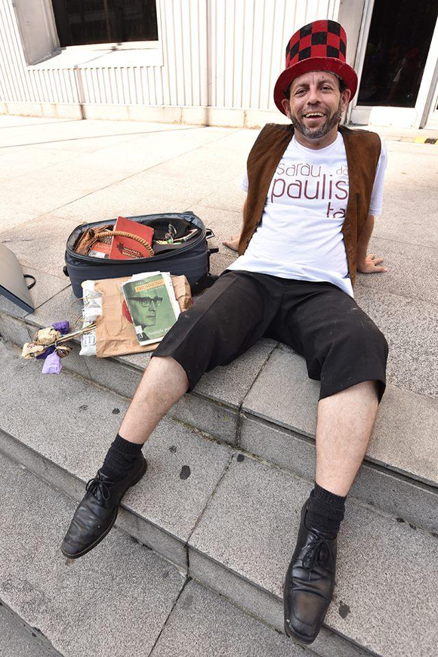 Sarau da Paulista
