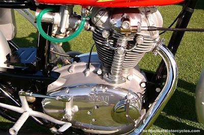 Motos antigas Ducati