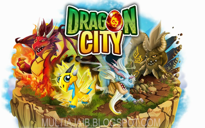 cara cheat game dragon city