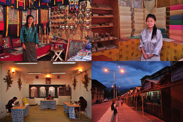 Thimphu Art & Crafts