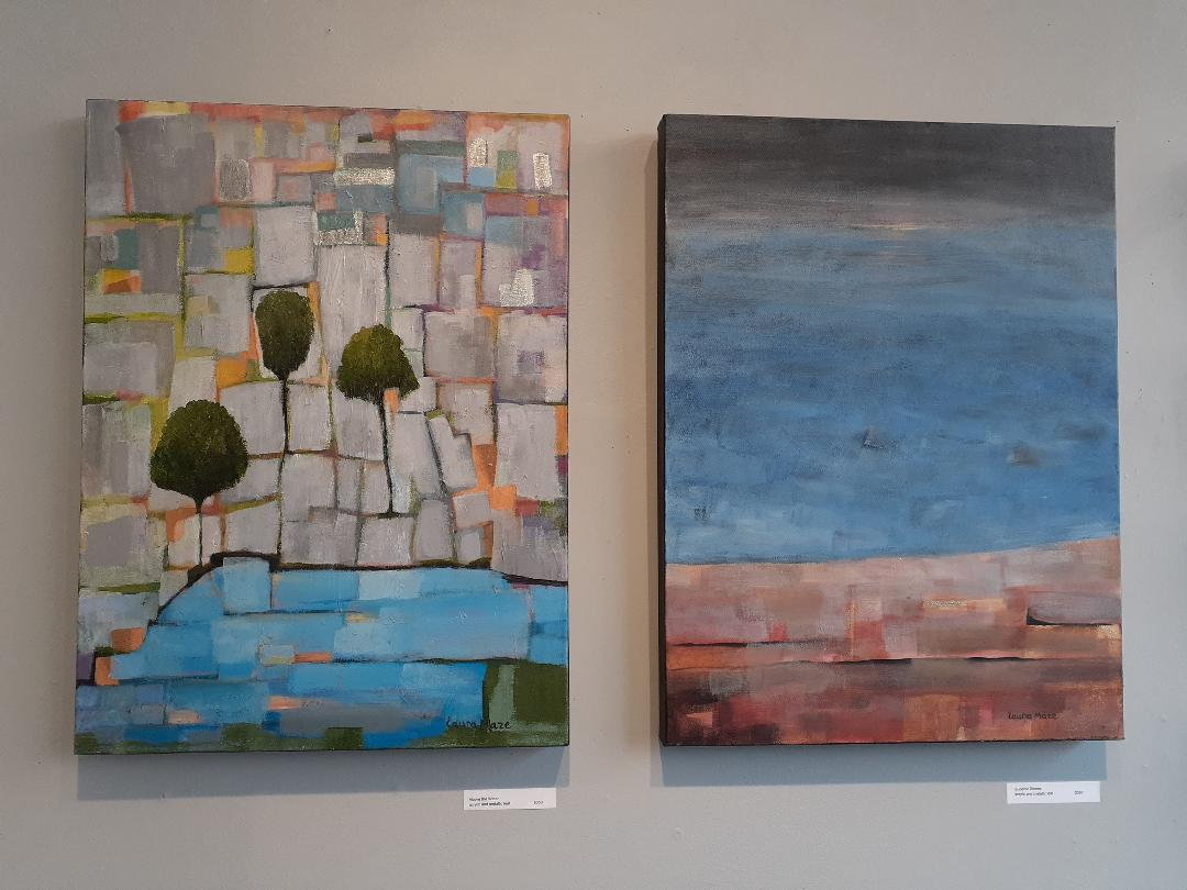 Kerredge Gallery exhibit by Laura Maze continues through Sept. 30