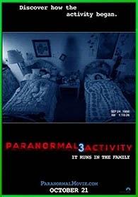 Actividad Paranormal 3 2011 DVDRip Latino HD Mega