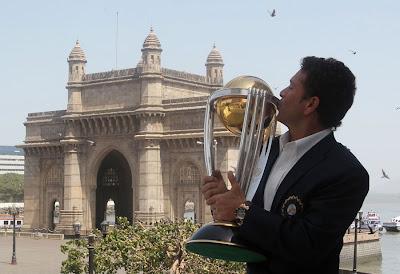 Sachin WorldCup 2011