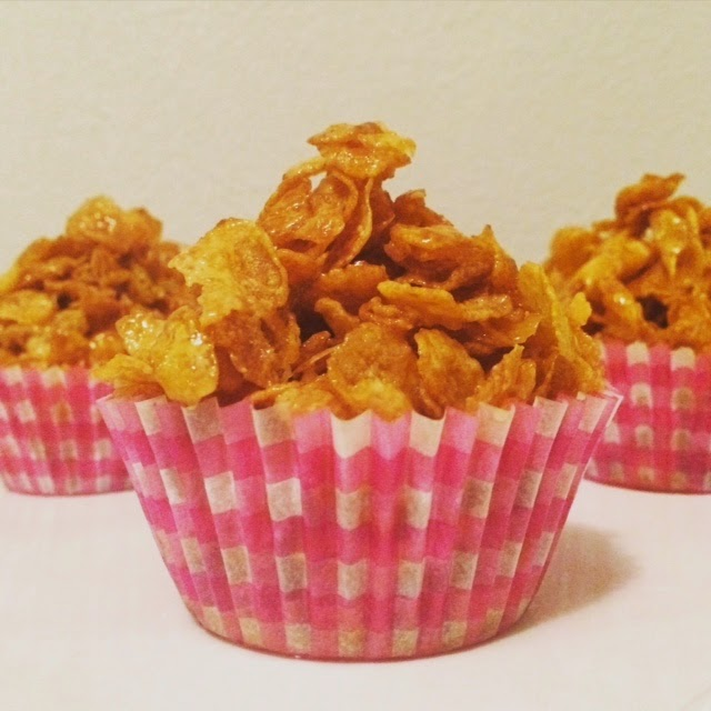Honey Crackles :: STARTS WITH CUPCAKES