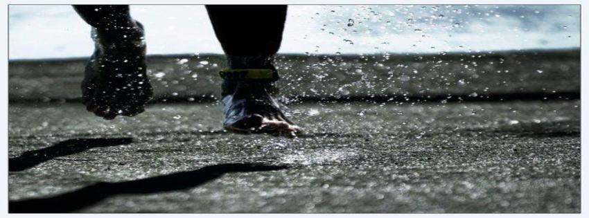 Barefoot INFP Adventure Runner