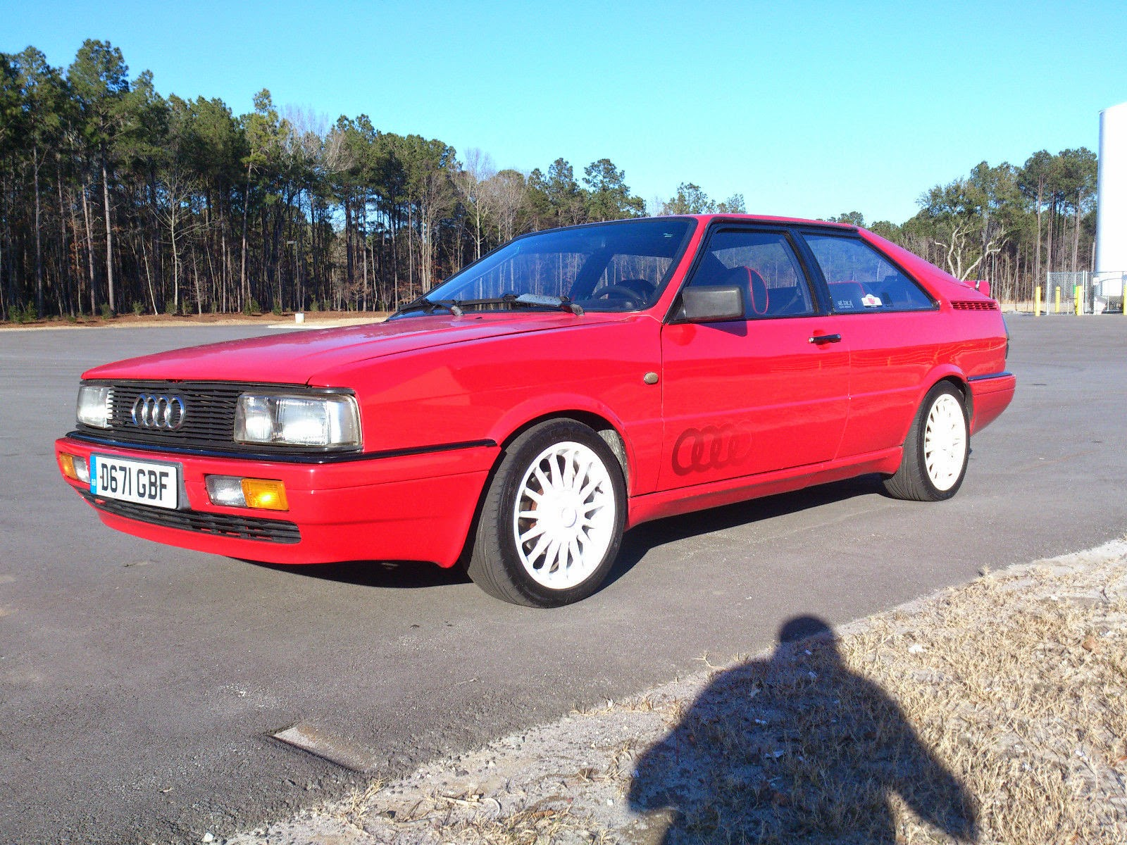 1987 Audi Quattro Related Infomationspecifications Weili 4000cs Fuse Box Diagram 86 Gt