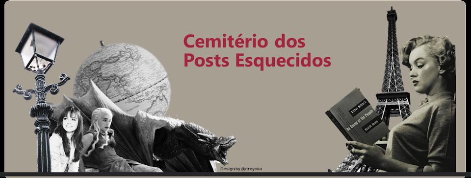 Cemitério dos Posts Esquecidos