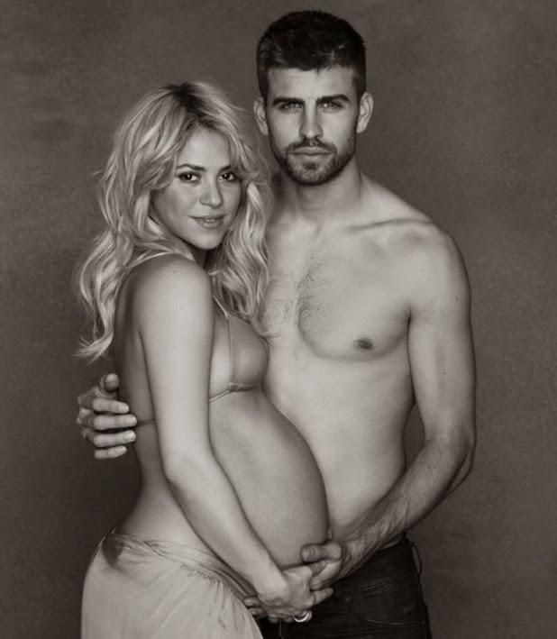 Celebrity Posing Nude