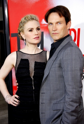 Anna Paquin and Stephen Moyer Expecting TWINS! » Gossip