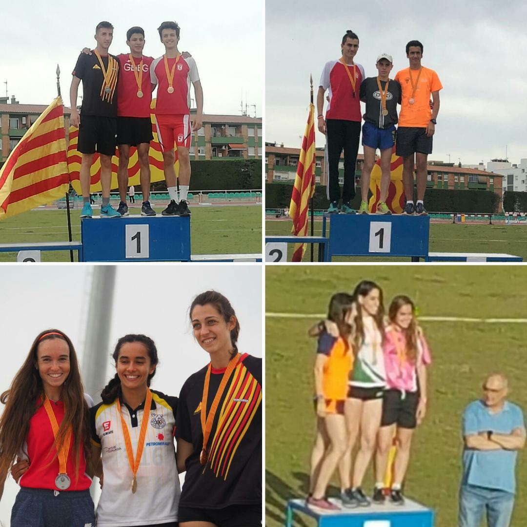 Campionats de Catalunya Sub23-20 2019