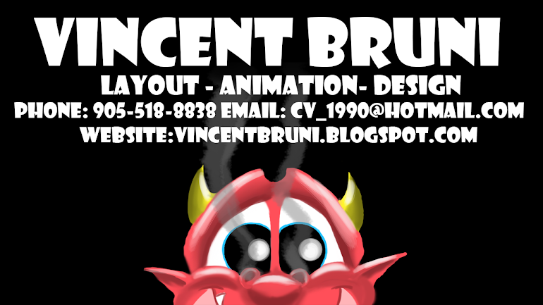 Vincent Bruni Animation