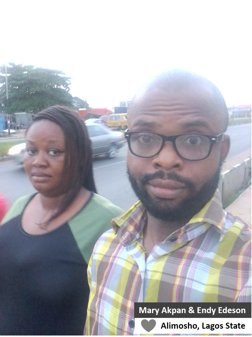 MEET MARY AKPAN, MY BLOGGER BUSINESS PARTNER IN LAGOS