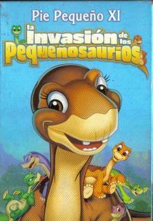 descargar Pie Pequeño 11: La invasión de los Pequeñosaurios – DVDRIP LATINO
