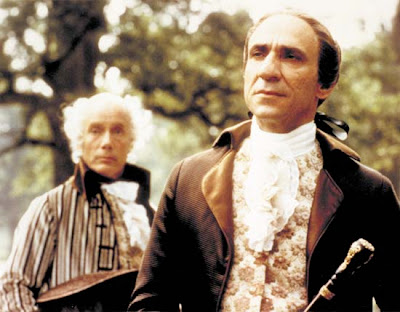 F. Murray Abraham as Antonio Salieri in 1984 musical Amadeus, directed by Milos Forman