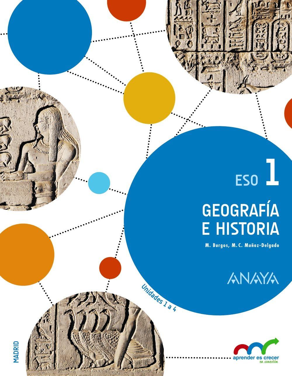 1º ESO GEOGRAFÍA E HISTORIA