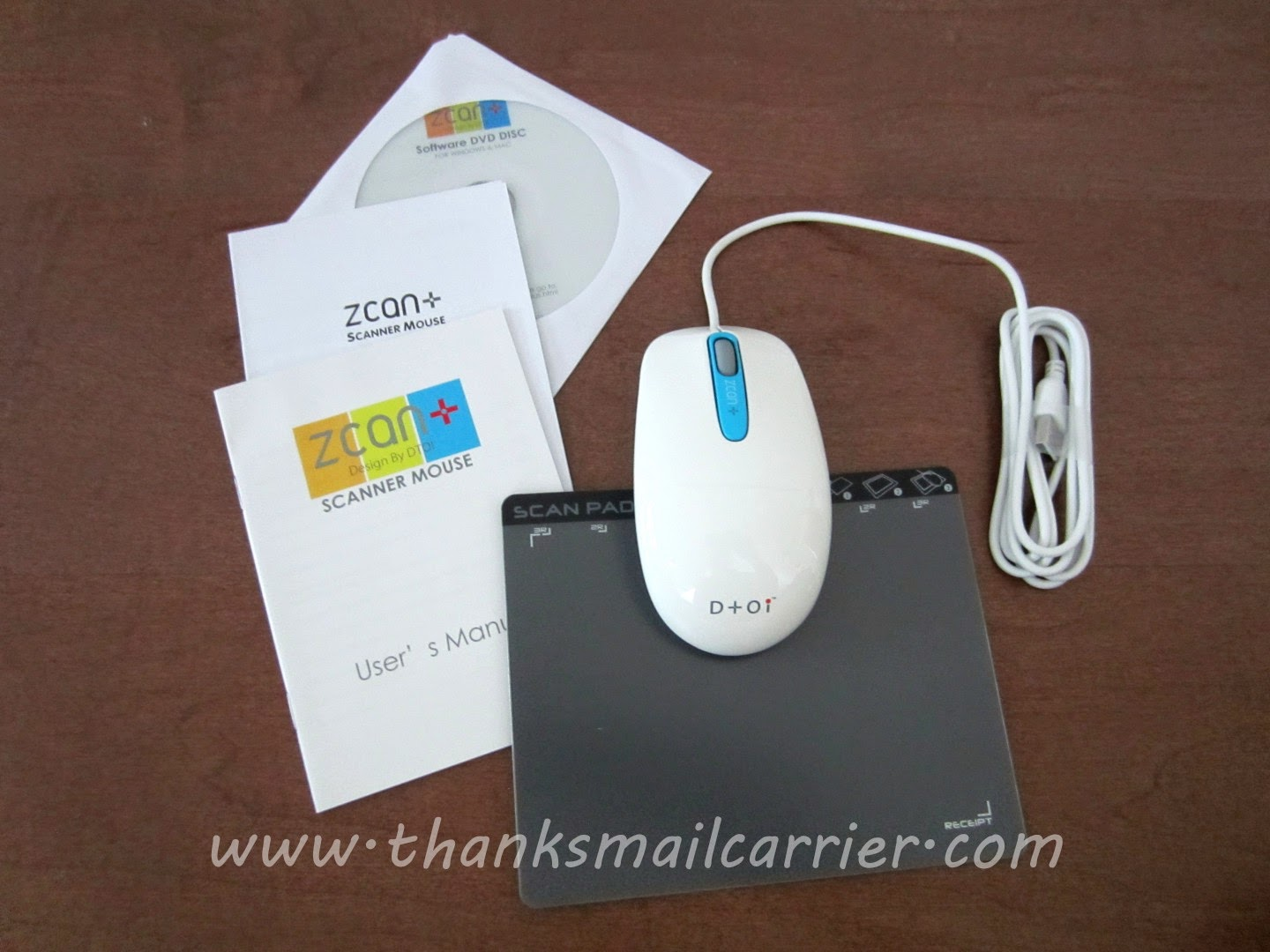 zcan+ scanner mouse review