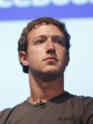 Penemu Facebook - Biografi Mark Zuckerberg