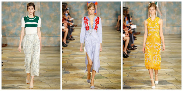 Tory Burch NYFW New York Fashion Week