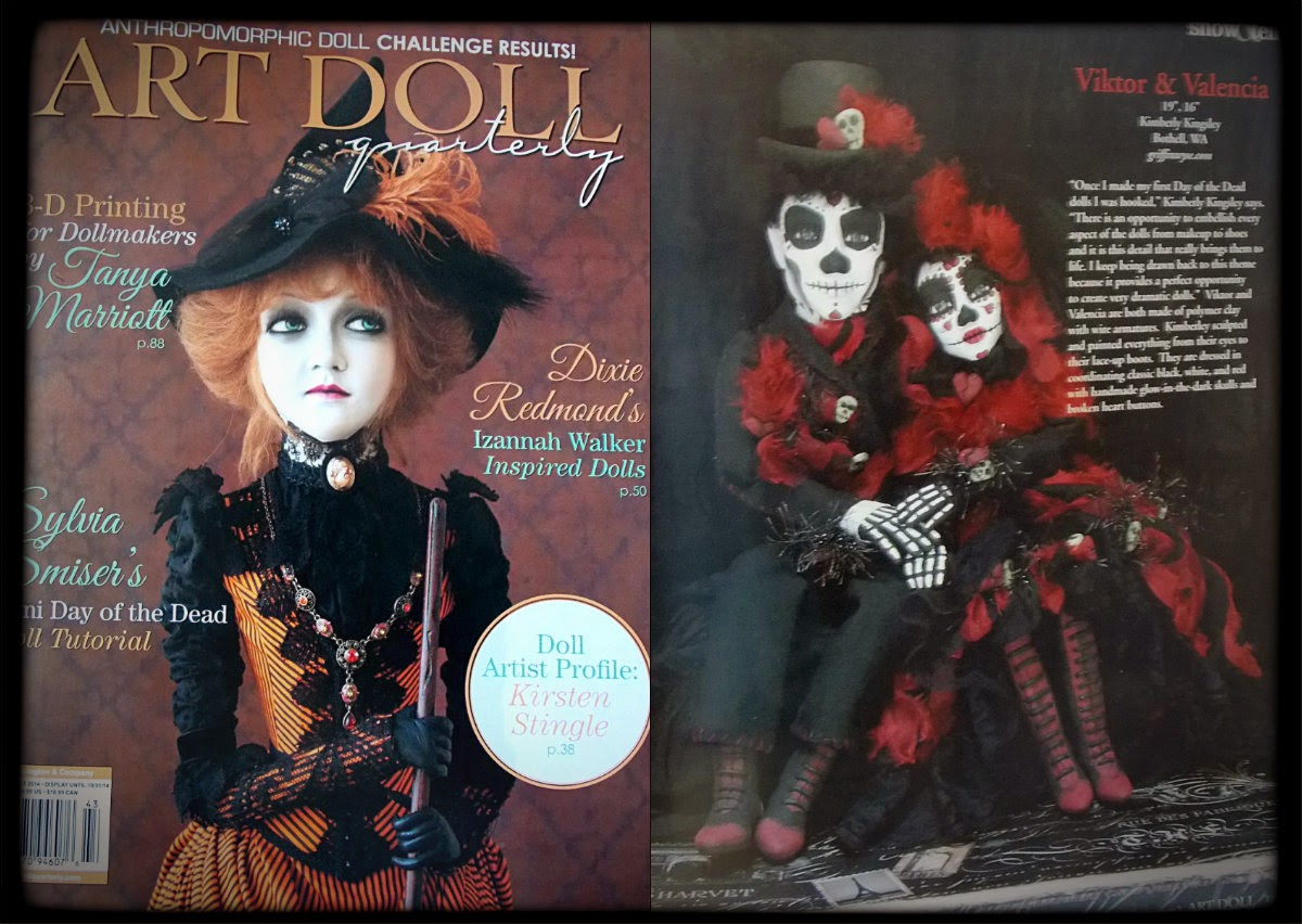 Art Doll Quarterly Fall 2014
