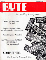 Byte Magazine Number 1