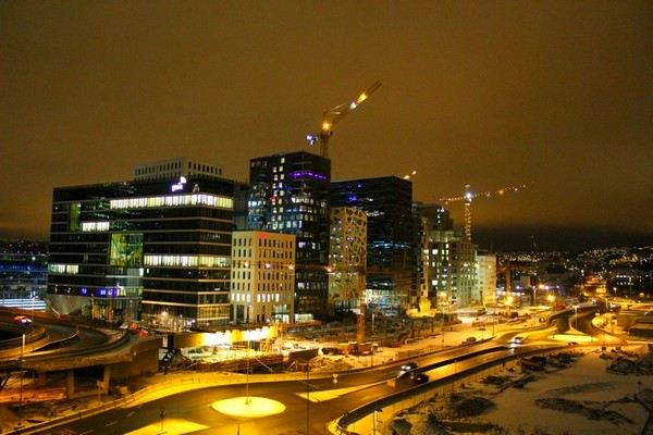 Centrum Biznesowe Oslo