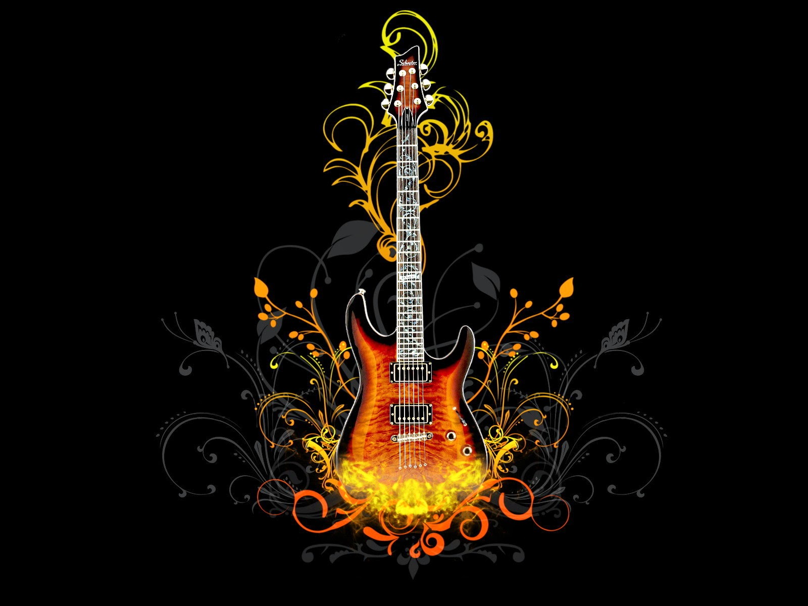 Guitar desktop hd wallpapers free
