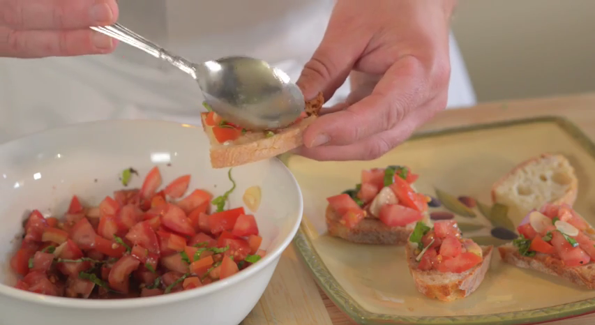 How to Make Bruschetta, Bruschetta Recipe