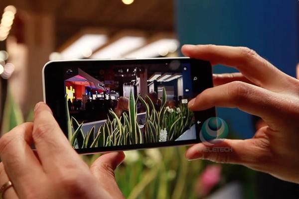 kamera Microsoft Lumia 640 XL