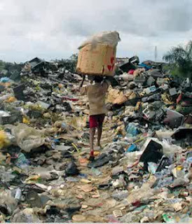 SAD: The story of Olawunmi Thorpe: 'PHD holder, bank manager' who lived and died in a rubbish dump