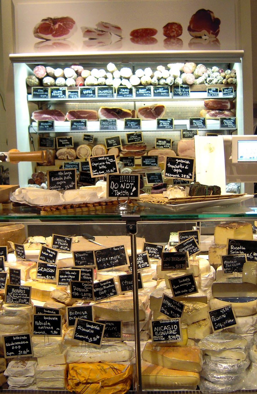 Words and Music: All You Can Eataly
