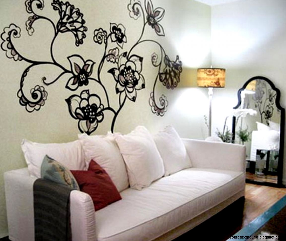 Bedroom Wall Mural Modern Mural Ideass By Eazywallz View Home