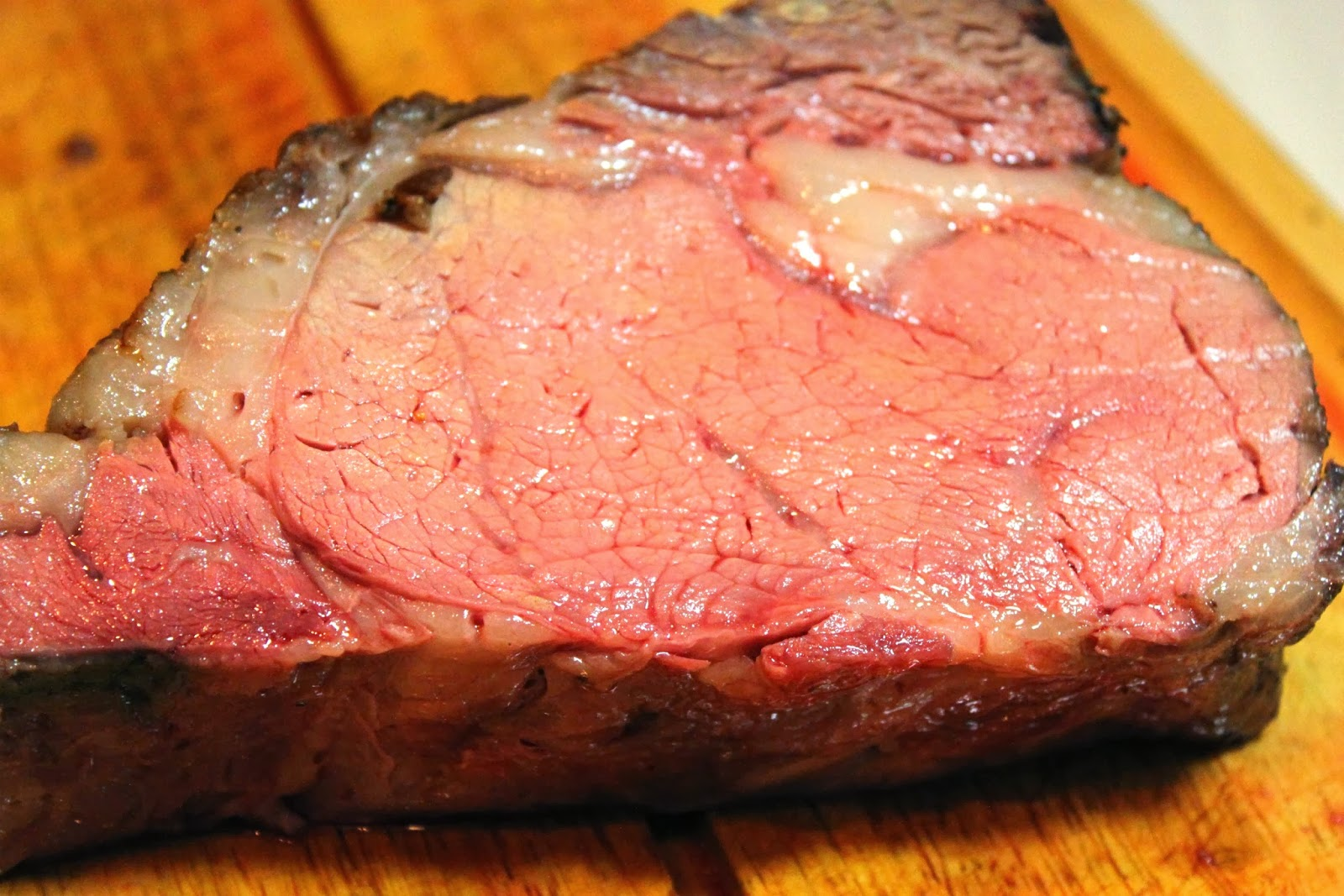 A Feast for the Eyes: The Best and Most Perfect Prime Rib ...