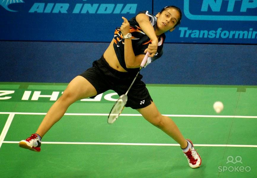 saina nehwal badminton player