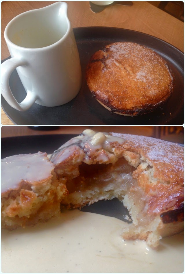 Pure Bar and Kitchen, Birmingham - Apple Pie