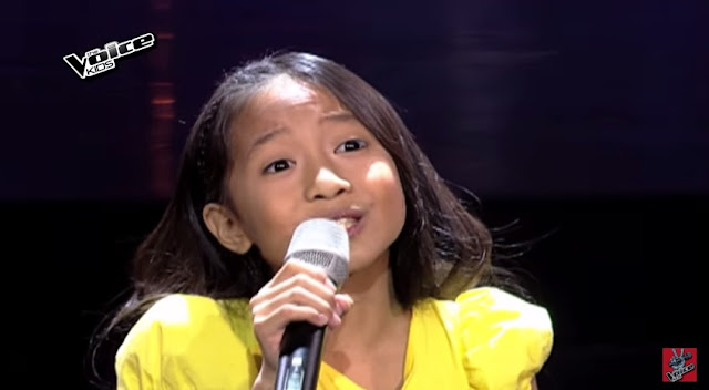 "VIDEO: Farm girl from Laguna sings ""Nais Ko,"" joins Team Sarah"
