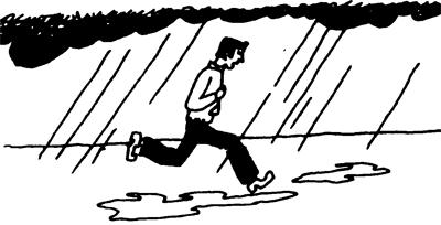 The Sun, the Wind and the Rain — кто сильнее, Солнце, Ветер или Дождь? Глаголы в прошедшем времени — немного практики