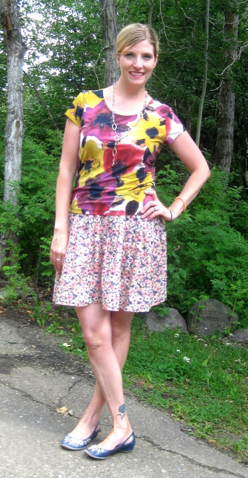 VV Boutique Style: Mixing Florals