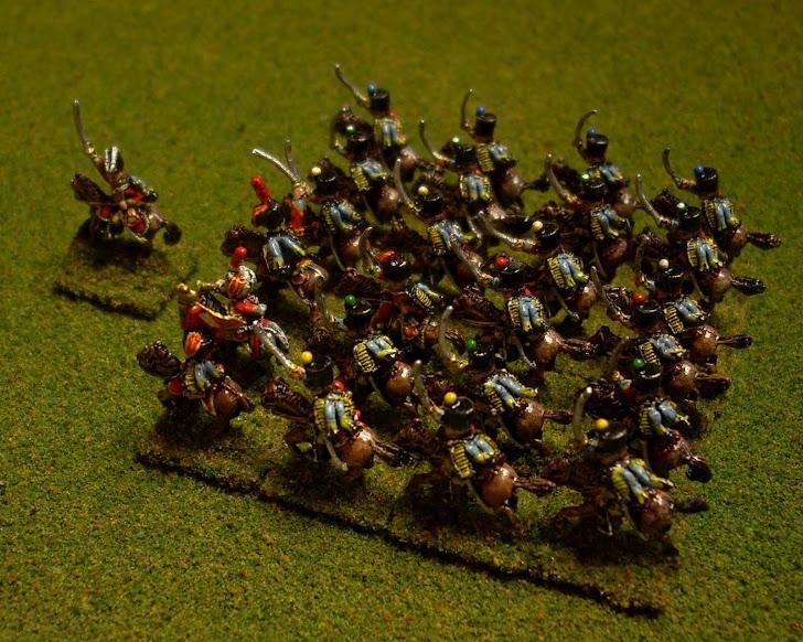 9th Hussars!