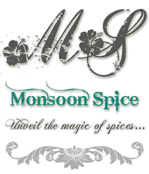 Fresh from Monsoon Spice