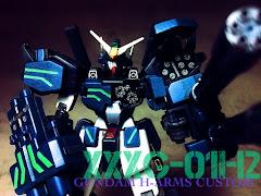 XXXG-01H2 H-Arms