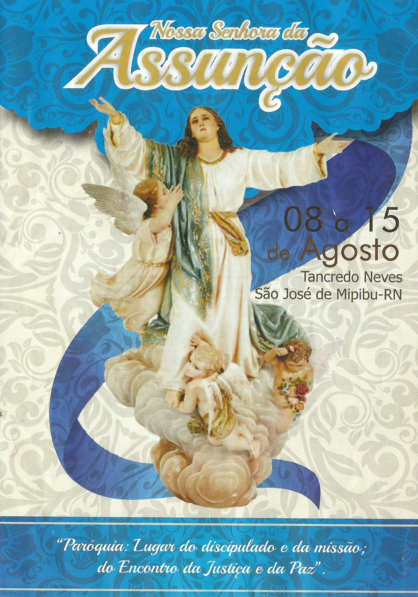 FESTA DA PADROEIRA DO TANCREDO NEVES 2015