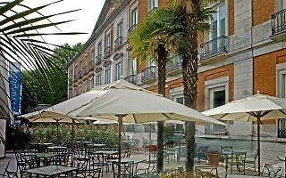 Museu Thyssen: aberto até mais tarde no verão, assim como o restaurante ao ar livre em Madri/ Foto de Priscila Guilayn