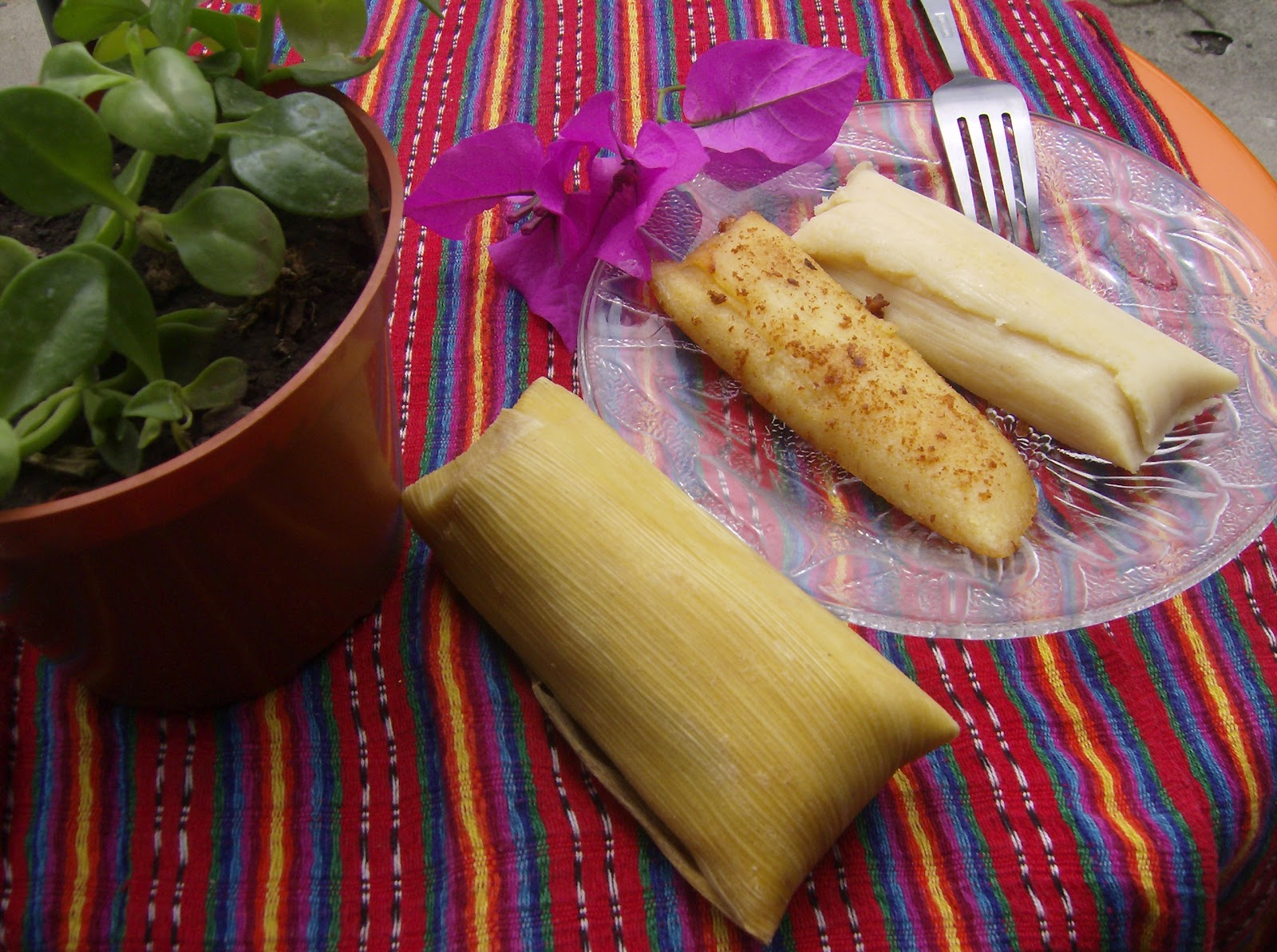rio grande green corn tamales how to cook