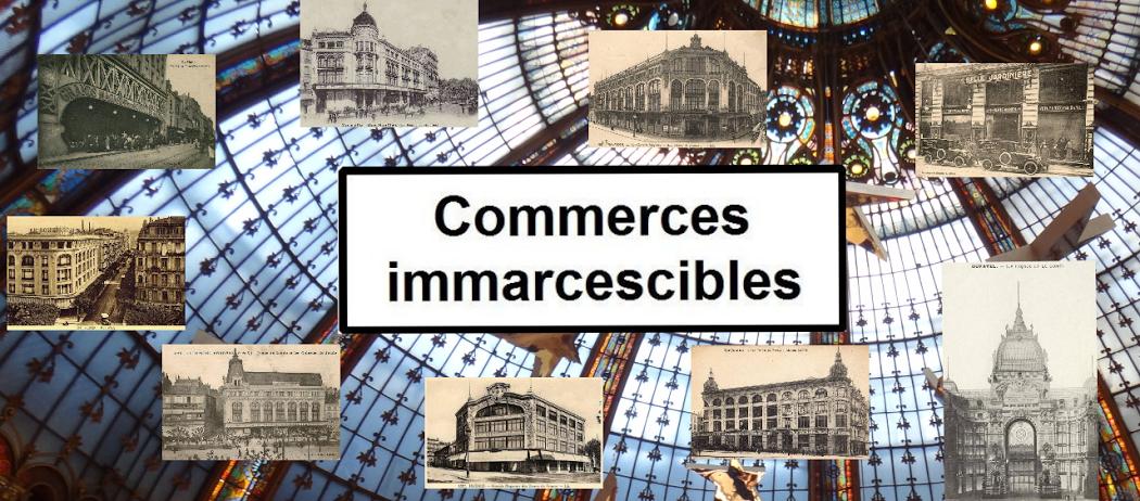 Commerces-Immarcescibles