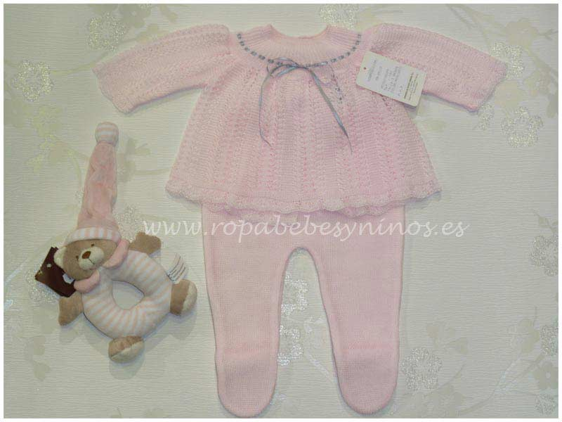 Vestidos de bebe para salir del hospital