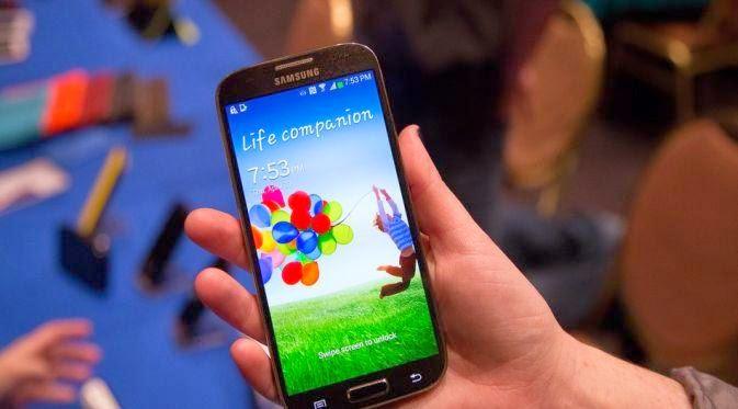 Smartphone Tizen Pertama Samsung Rambah Asia